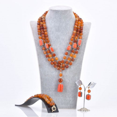 LANDE NECKLACE SET