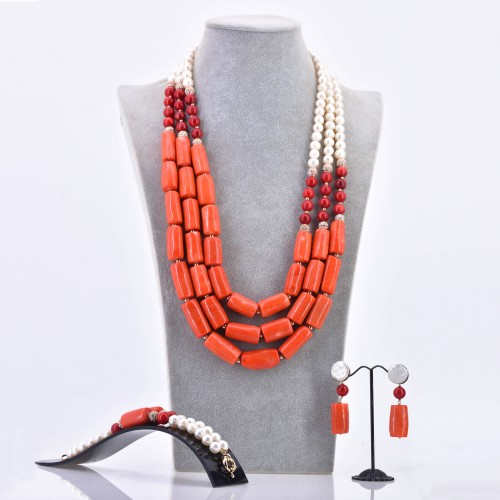 IFEOMA NECKLACE SET